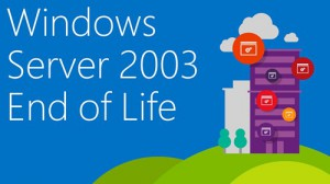 Windows Server 2003 End of Life Campaign