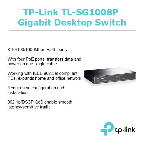 TP-Link Smart Switches
